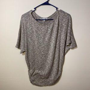 Forever 21 Short Sleeve Sweater Blouse
